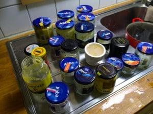 Min exklusiva samling av sillburkar från 2010 och framåt har nu avyttrats.