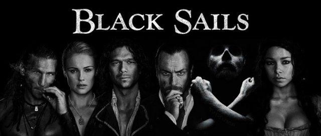 Piratserie med mycket action, våld och blod. Bild: Netflix