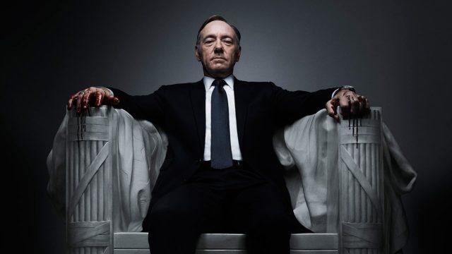 Maktmissbruk och korruption när den är som bäst. Bild: Netflix