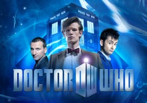 En kultserie på Netflix, minst några avsnitt av Dr Who borde alla se. Bild: Netflix