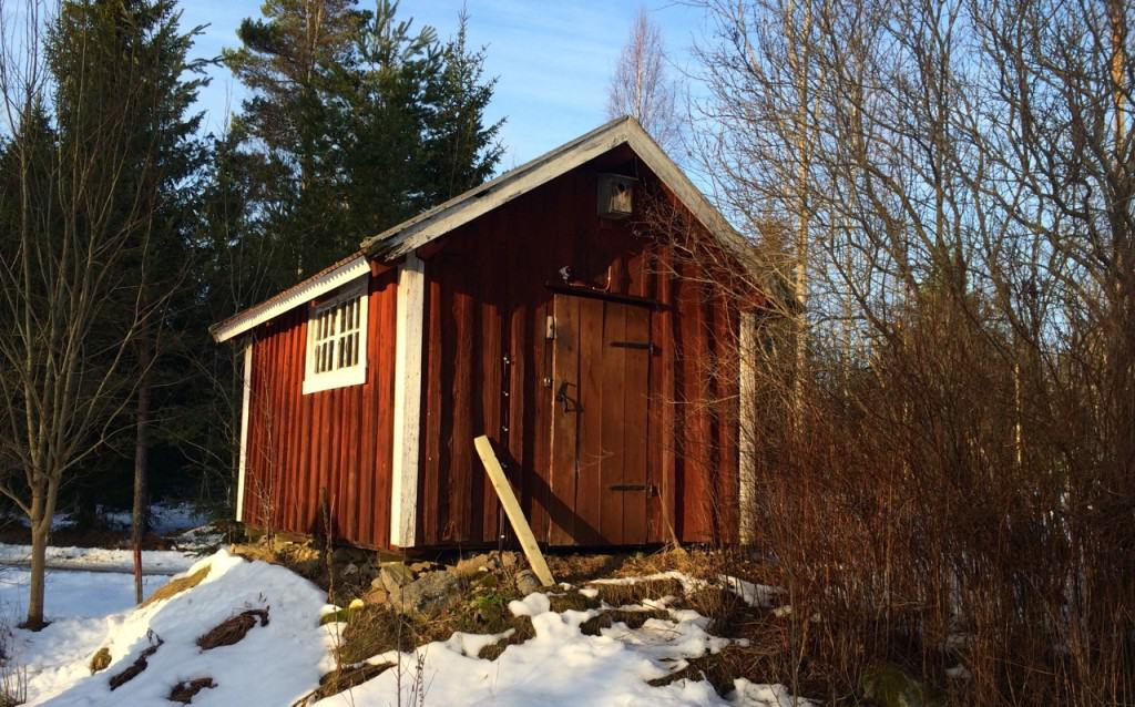En pietetsfull renovering av en av gårdens äldsta byggnader finns med i planeringen.