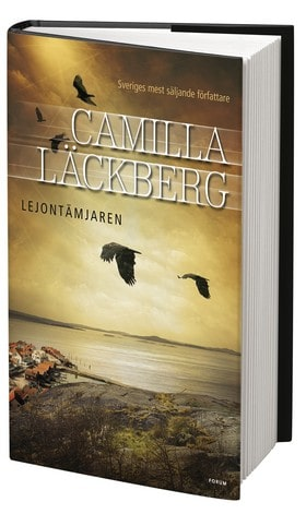 Det är bara att inse, jag är för vek för Läckbergs böcker.