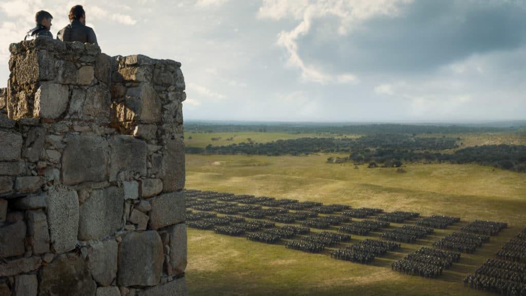 Sjunde säsongen av Game of Thrones har börjat och serierna har nu lämnat böckerna bakom sig. Vad som helst kan hända. Bild: HBO Nordic