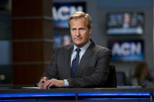 Det ryktas att en tredje säsong av The Newsroom är på gång. Bild: HBO Nordic