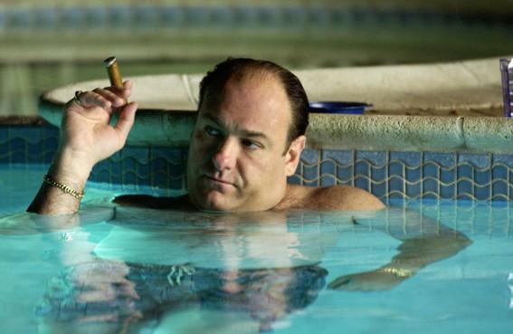 Tony Soprano har problem på många plan, både hemma och på jobbet. Foto HBO Nordic