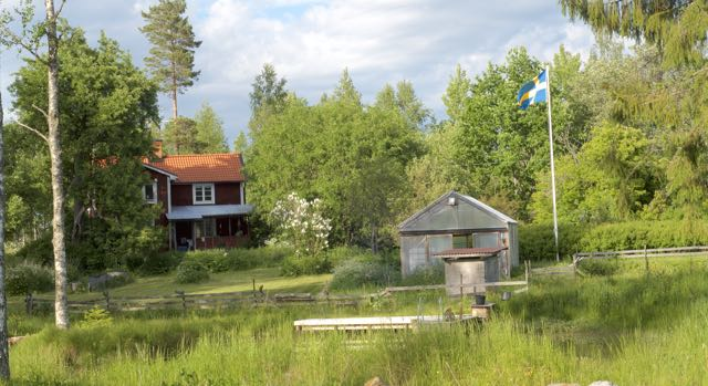 Jag hittade min drömgård i Sörmland, utanför Vingåker.