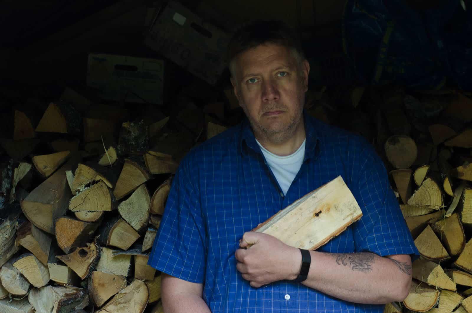 Tog den här bilden för er som följer Twin Peaks. Ni vet vad det är...