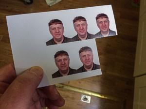 Känner du också att du är extra snygg just på pass- och körkortsbilder?